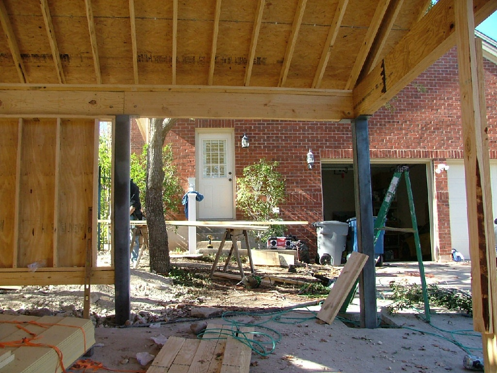 Carport Addition - Cedar Park, TX