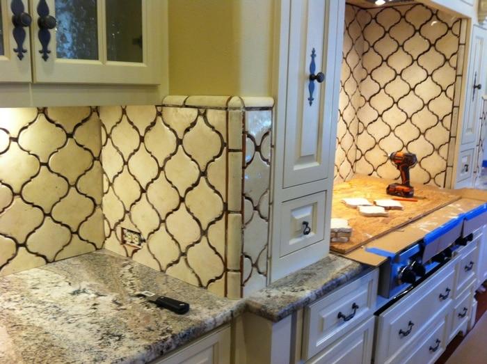 Kitchen Remodeling Tile - Cedar Park, TX