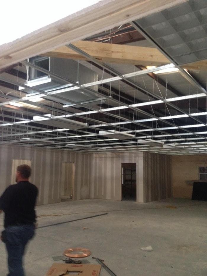 Office Construction - Cedar Park, TX