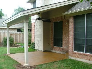 Patio Contractor - Cedar Park, TX